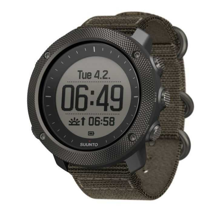 Suunto Traverse Alpha Gps Watch 302