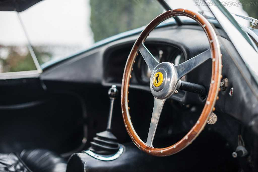 Ferrari Uovo Interior Photo