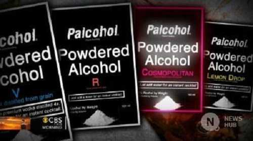 Powdered Alcohol Now Legal  Palcohol 1
