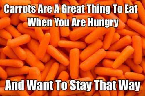 Why You Eat Carrots