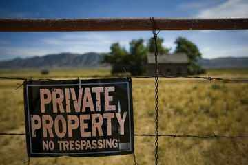How To Get Permission To Hunt Private Land Featured