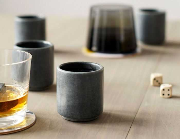 Soapstone Whiskey Shot Glasses Pictures 001