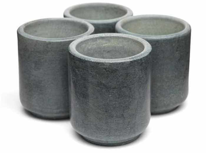 Soapstone Whiskey Shot Glasses Pictures 002