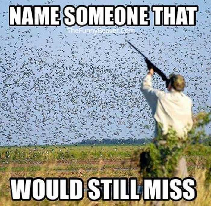 Funny Hunting And Fishing Pictures And Memes 007