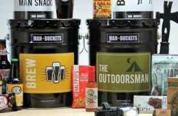 Man Buckets  The Perfect Gift For Men.