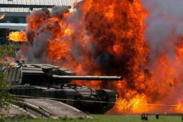 Tankfest 2017 Tickets Are Now On Sale Featured