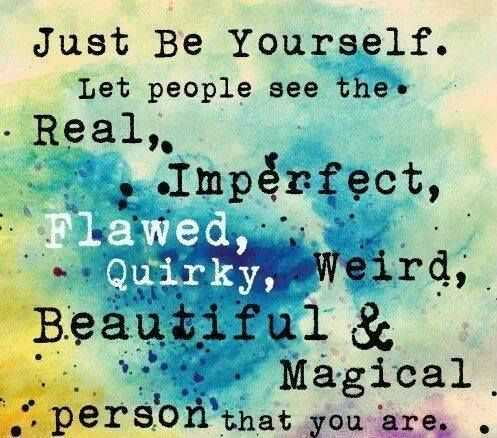 Quote Justbeyourself