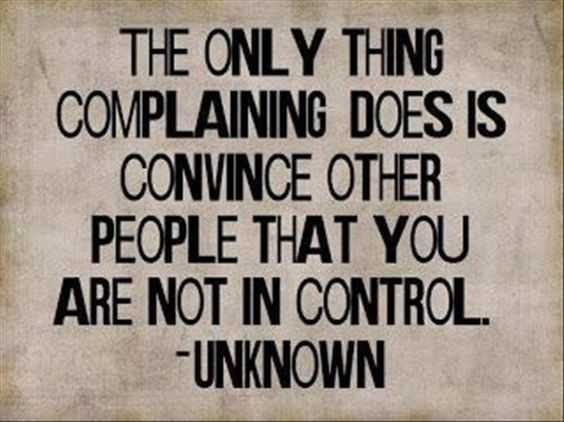 Quote Onlythingcomplaining