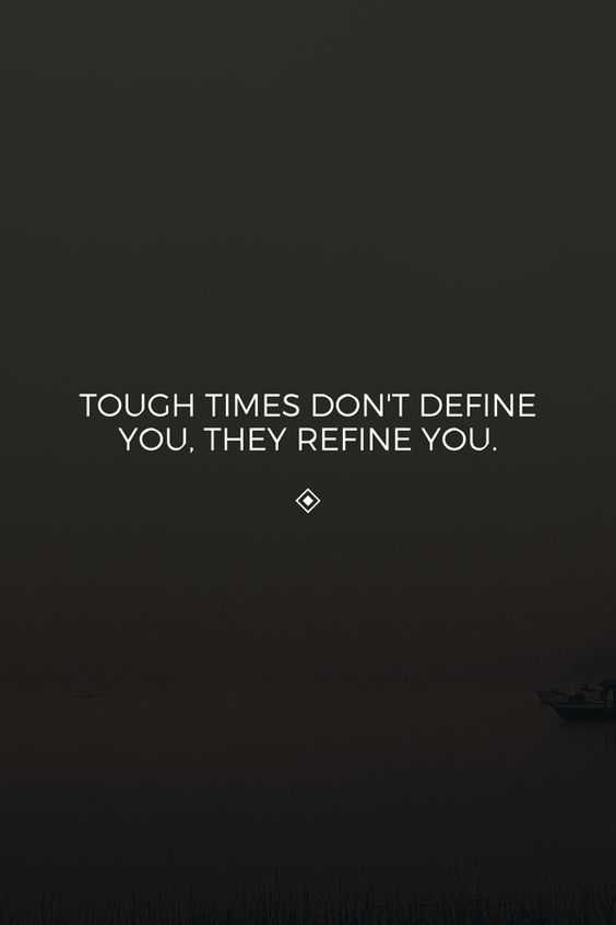 Quotes Toughtimes