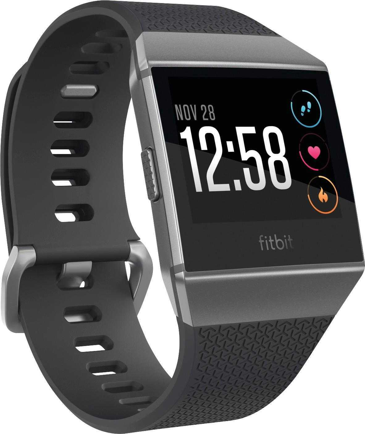 Fitbit Ionic With Classic Black Strap