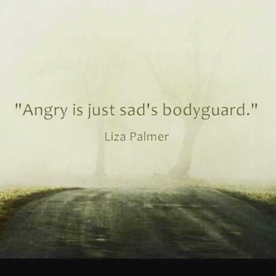Another Quote About Anger