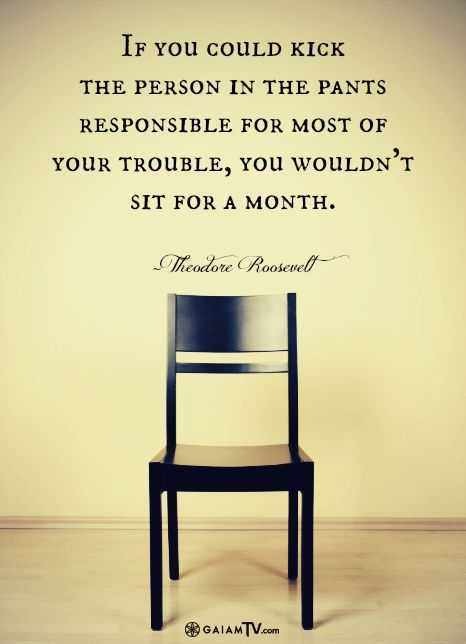 Quote About Being Responsible