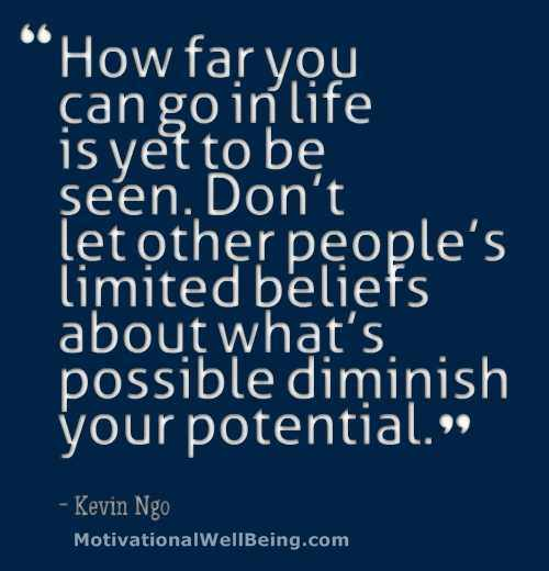 Quotes About Potential