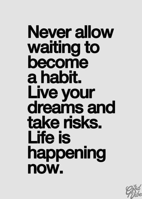 Quotes About Taking Risks