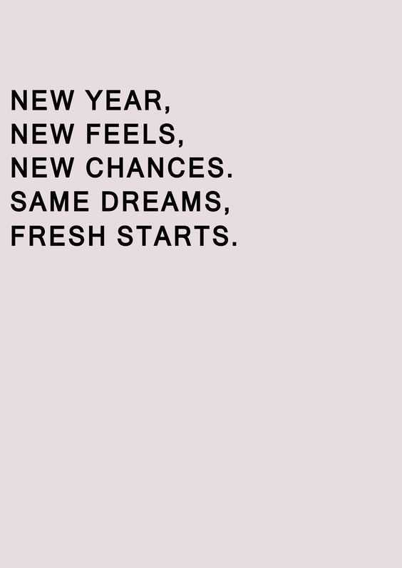 Quotes About Fresh Starts In Life