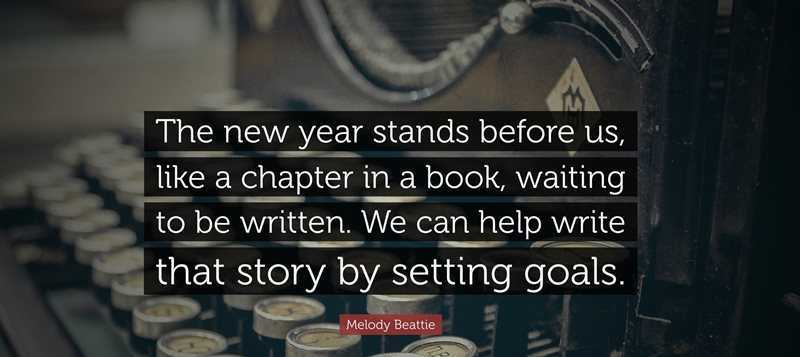 Quote New Year