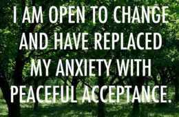 Affirm Open To Change