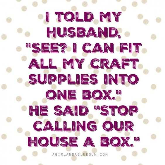 Funny Crafting Memes  Craft Supplies
