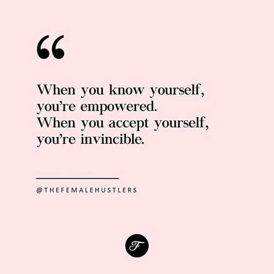 Great Quotes  Know Yourself
