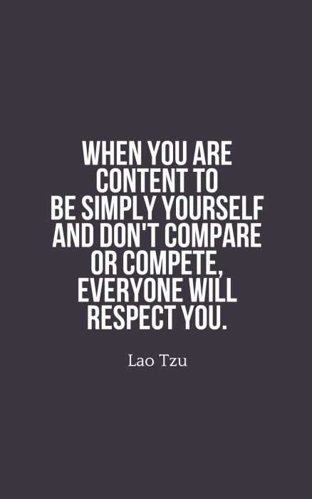 Inspirational Quotes About Yourself  Respect