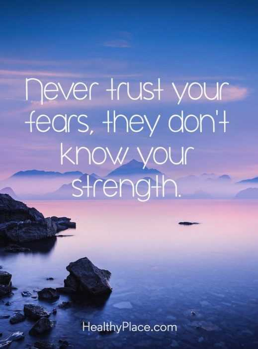 Amazing Quotes For Struggles In Life  Fears