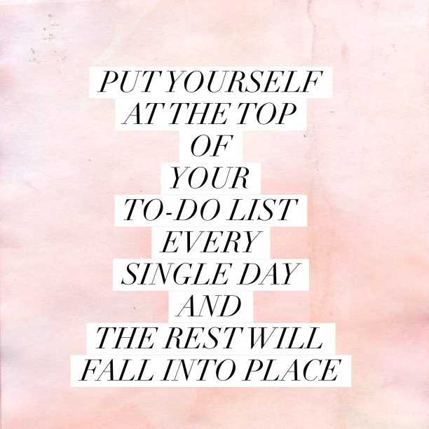 Inspirational Quotes About Yourself  Self On Top