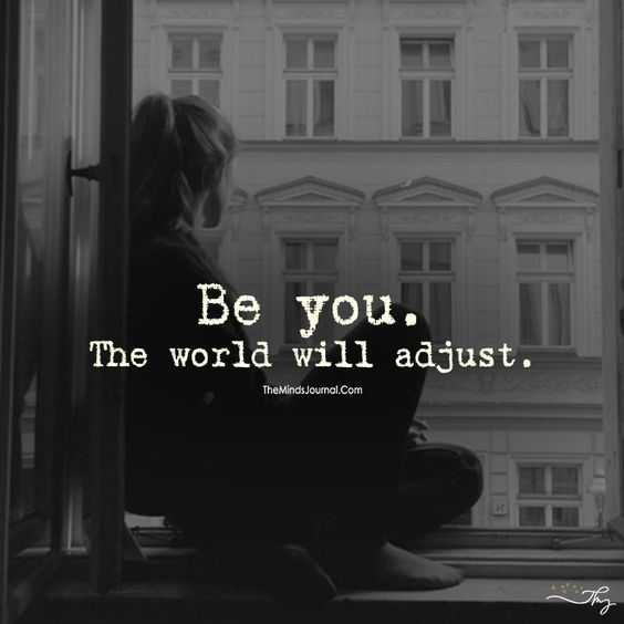 Quote Be You World