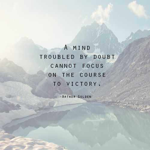 Quote Mind Troubled