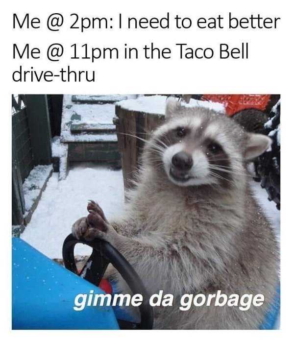 Funny Gimme Gorbage