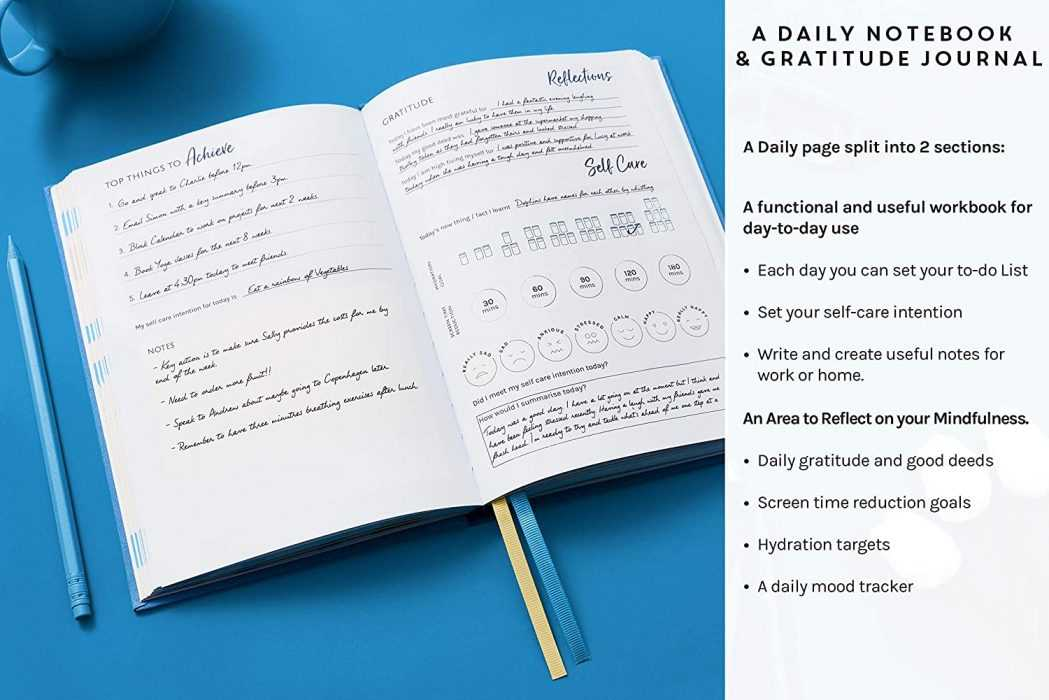 Calm Mindful Page