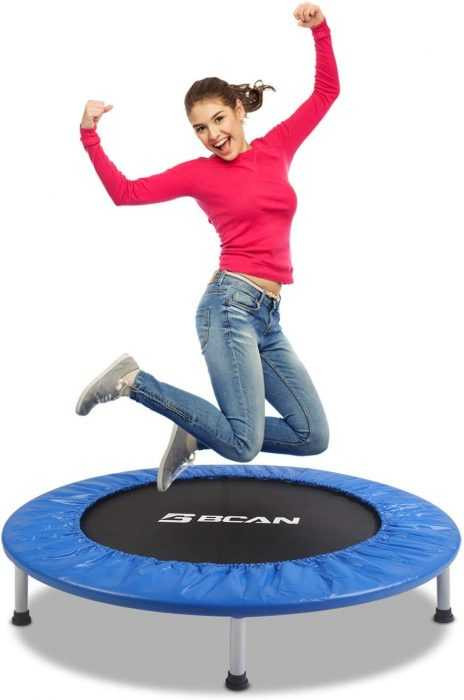 Bcan Foldable Fitness Trampoline 1