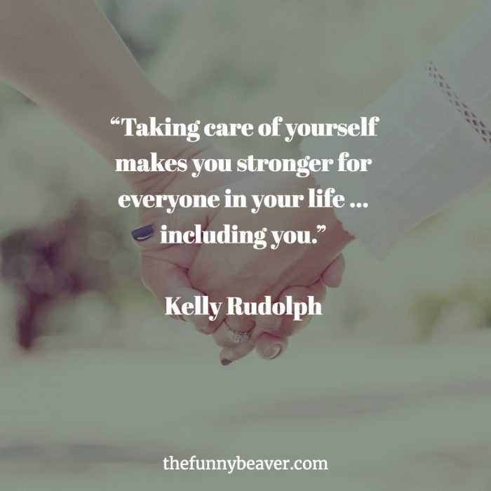 Quotes About Selfcare