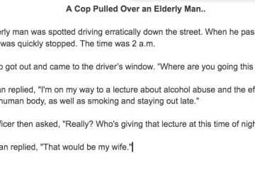 Funny Short Stories For Seniors Where Are You Going At 2 Am 1
