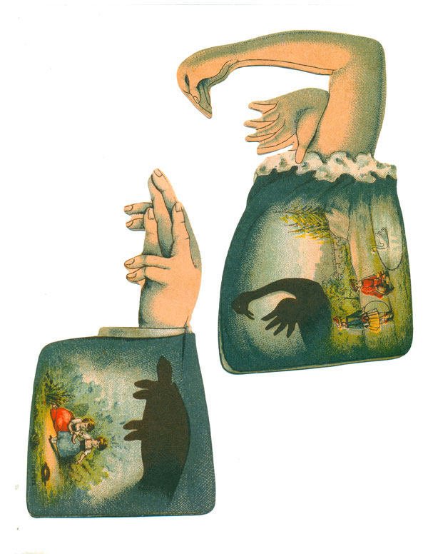 Handshadow Puppets Cut Out 1