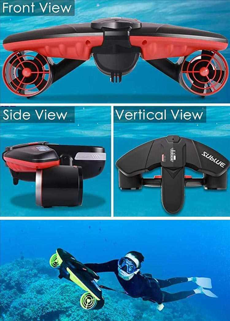 Best Cool Christmas Gifts  Underwater Jet