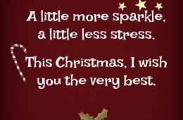 Uplifting Christmas Quotes  Sparkle