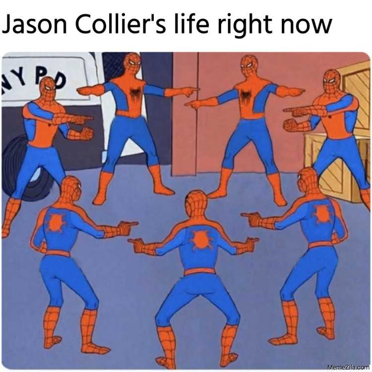 Jason Colliers Life Right Now Meme 9485