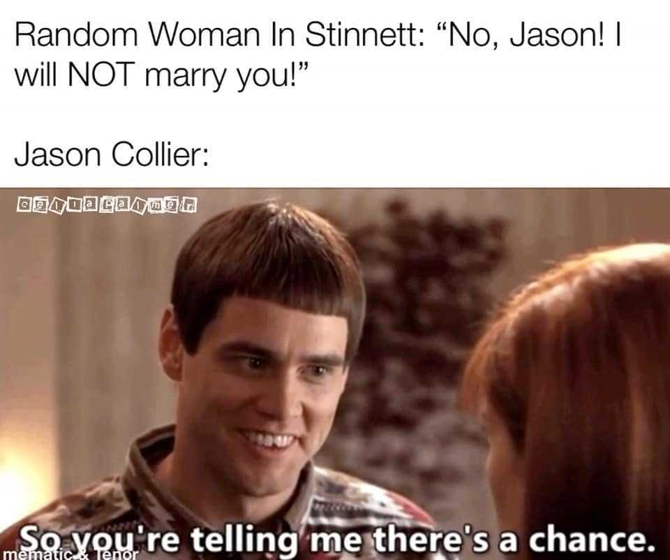 Jason So Theres A Chance