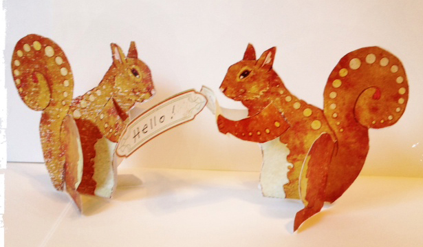 Squirrel Place Tags