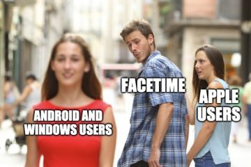 Apple Open Facetime To Android Meme