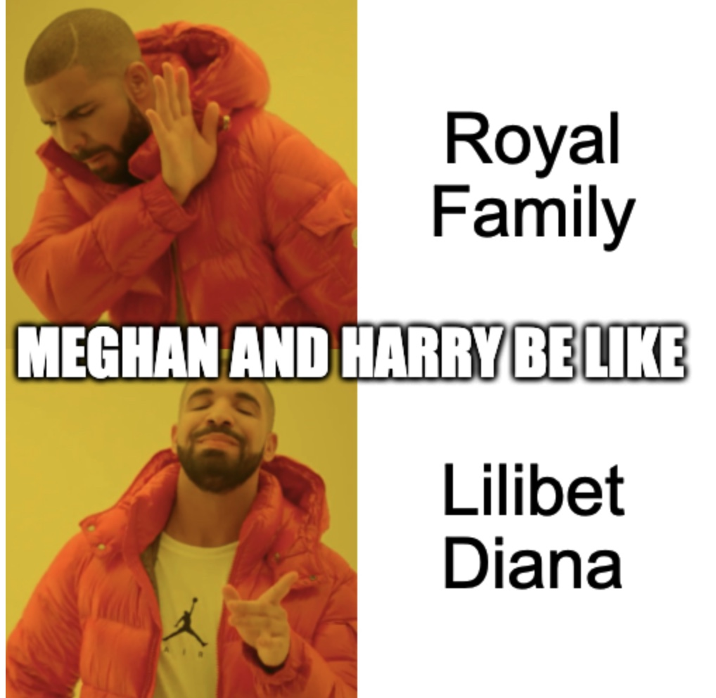 Meghan And Harry Welcome Baby Girl Meme