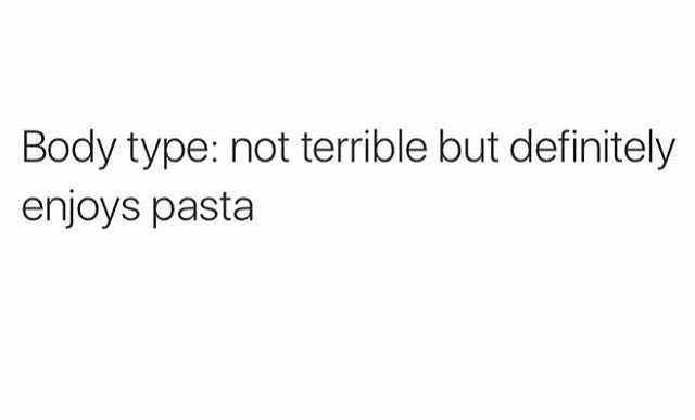 Snarky Funny Quotes  Pasta