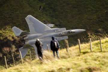 The Mach Loop Featured
