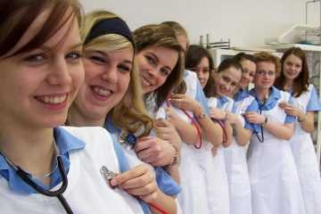 Happy Nurses