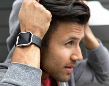 Fitbit Blaze Smartwatch In Black And Silver Review Featured